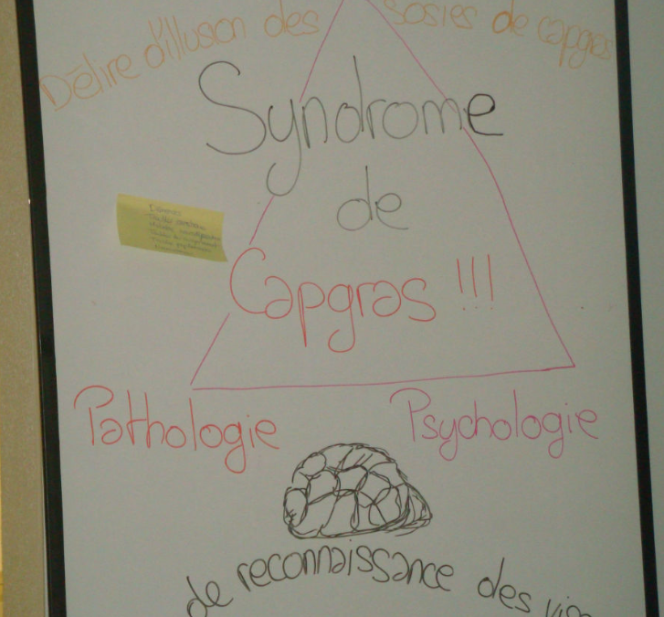 Le syndrome de Capgras